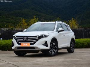 2019缓 传祺GS5 270T 机动尊贵版