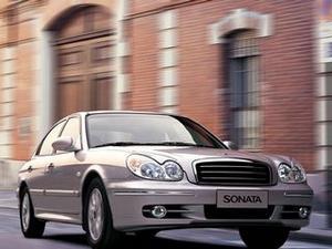 2004款 索纳塔 2.7 V6豪华型