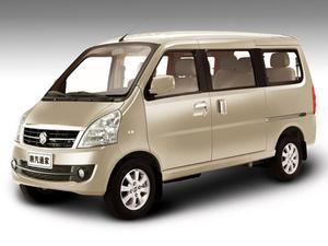 2014款 福家 1.3L厢式运输车标准型CNG