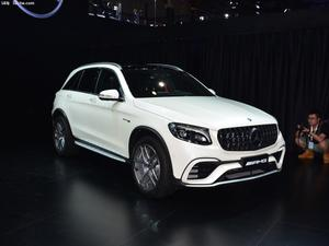 2018款 AMG AMG GLC 63 4MATIC+ S 轿跑SUV