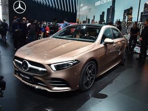 2019款 A 180 L 运动轿车
