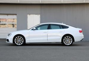 2014款 奥迪A5 Cabriolet 45 TFSI quattro