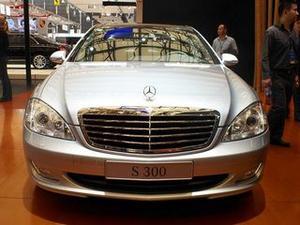 2006款 奔驰S级 S 300