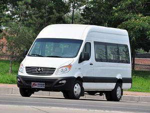 2017款 星锐 1.9T短轴中顶星商旅轻型客车