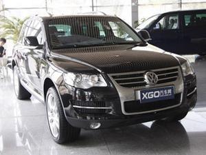 2009款 途锐 3.0T V6柴油顶配型
