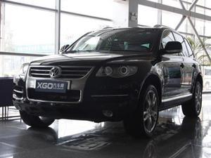 2009款 途锐 3.0T V6柴油豪华型