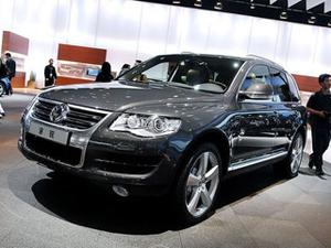 2007款 途锐 4.2 V8顶级型