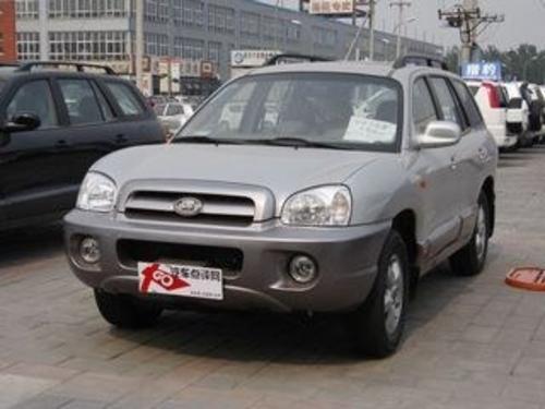 2012款 圣达菲 2.0T 柴油两驱手动豪华型