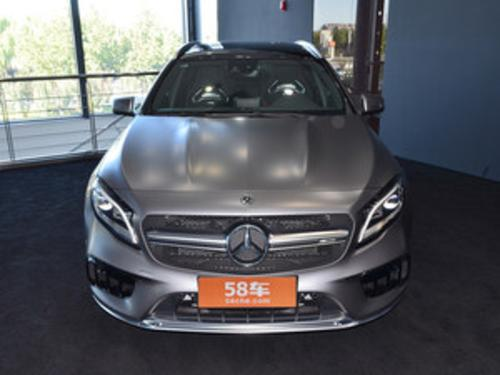 奔驰GLA AMG 改款 AMG GLA 45 4MATIC