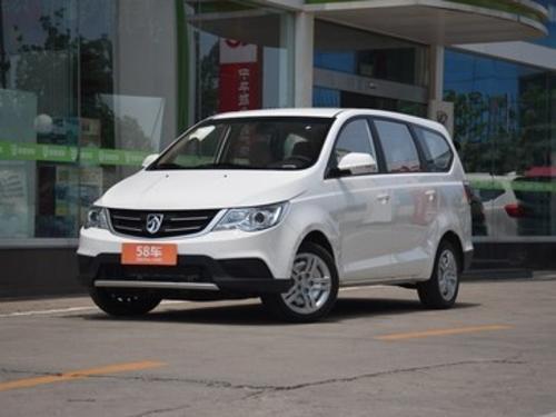 2016款 宝骏730 改款 1.5L 手动标准型 8座