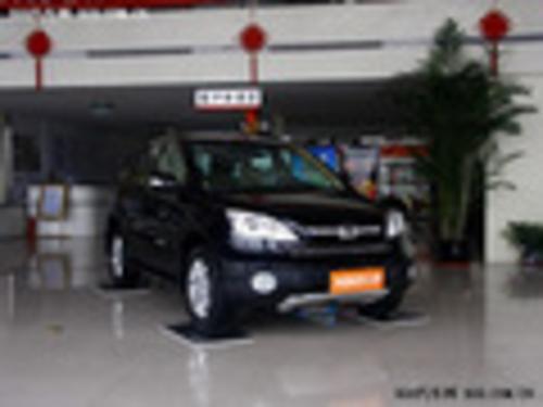 2007款 CR-V 2.4四驱手动豪华版