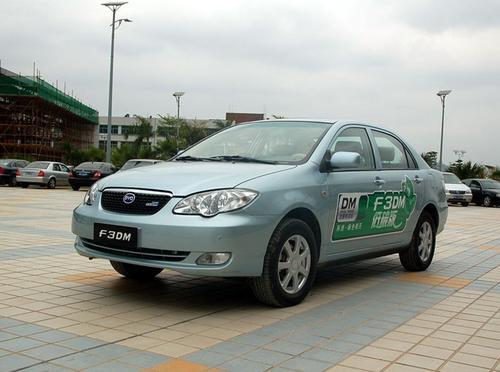 2010款 比亚迪F3DM-混动 DM低碳版