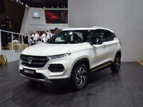 2017款 宝骏510 1.5L 手动舒适型