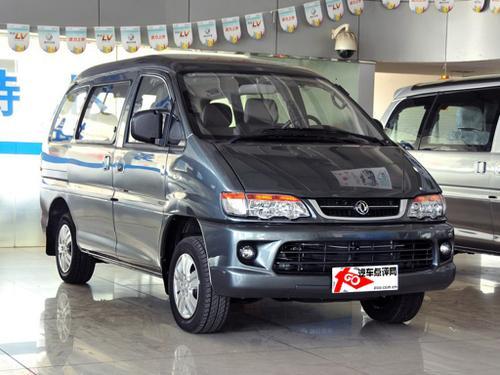 2012款 菱智 2.4L-QA短轴豪华版