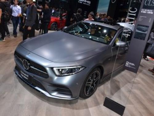 2018款 CLS 350 4MATIC先型特别版