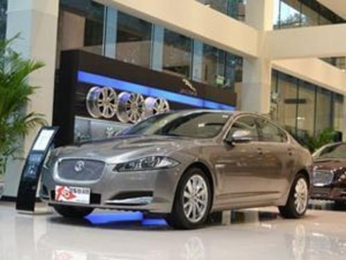 2013款 捷豹XF 3.0L V6 S/C奢华版