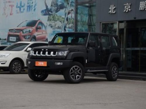 2016款 北京BJ40 2.3T 自动四驱尊享版