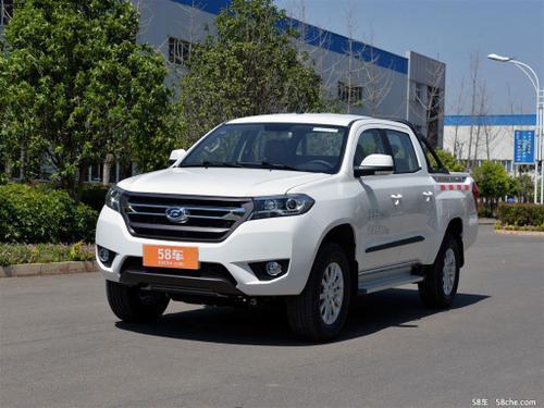 2017款 2.8T两驱柴油国五进取型加长版4B28V16