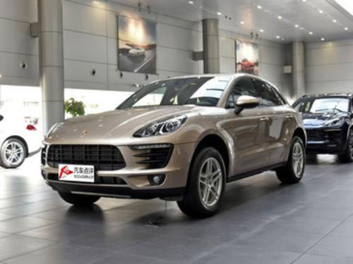 2017款 Macan Turbo 3.6T with Performance Package