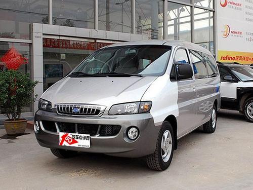 2012款 1.9T穿梭 柴油标准型HFC4DB1-2C