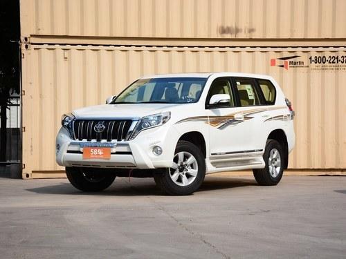 普拉多(进口)2700 GXR迪拜版底挂