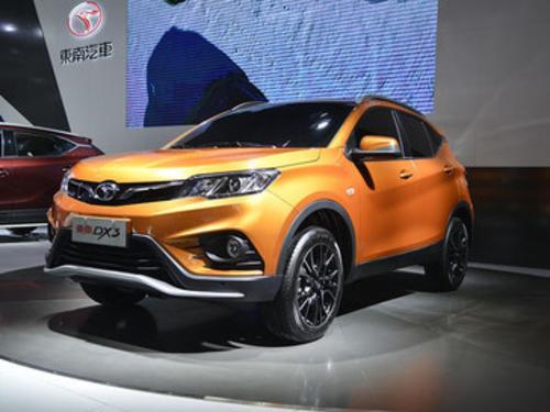 2016款 东南DX3 1.5T CVT豪华型