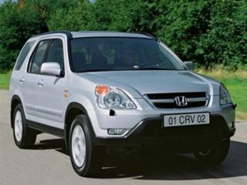 2004款 CR-V 2.0
