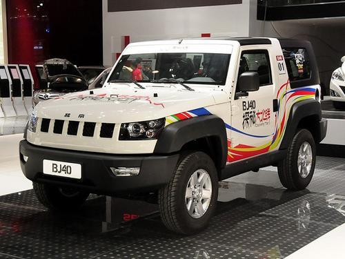 北京BJ40 40L 2.3T 自动两驱豪华版