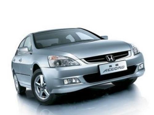 2007款 雅阁 2.4AT 舒适版