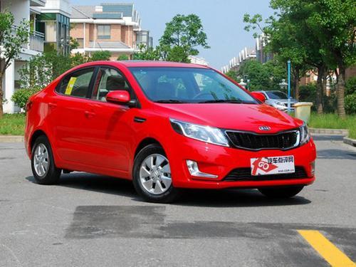 2012款 起亚K2 三厢1.6 Premium ECO AT