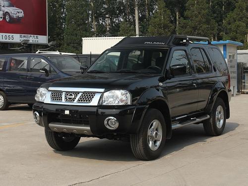 2013款 2.4L 四驱豪华型 国IV