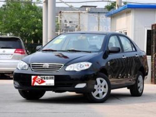 2010款 比亚迪F3 DM 低碳版