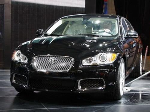 2009款 捷豹XF XFR 5.0L V8机械增压版