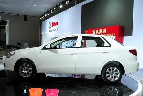 2014款 1.6L 手动尊雅型CNG