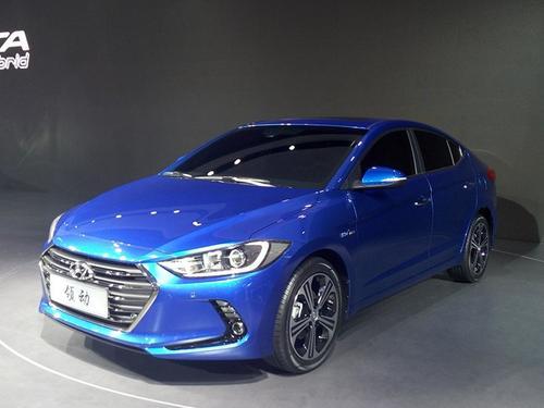 2016款 1.6L 自动 智炫·旗舰型