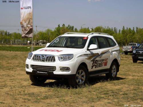萨瓦纳 2.0T 手动两驱汽油豪华版5座