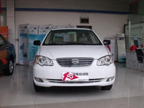 2011款 比亚迪F3 1.5新白金版豪华型