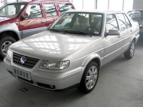 2004款 捷达 GDF 豪华型