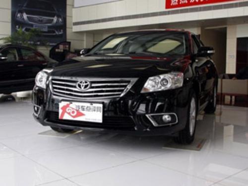 2010款 凯美瑞 240G 豪华版