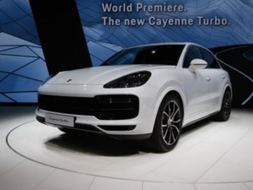 2018款 Cayenne Turbo 4.0T