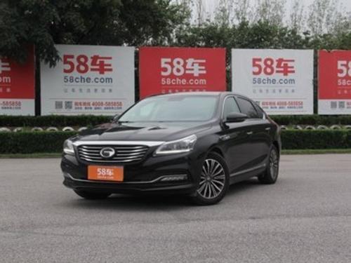 2017款 传祺GA8 280T 尊享版