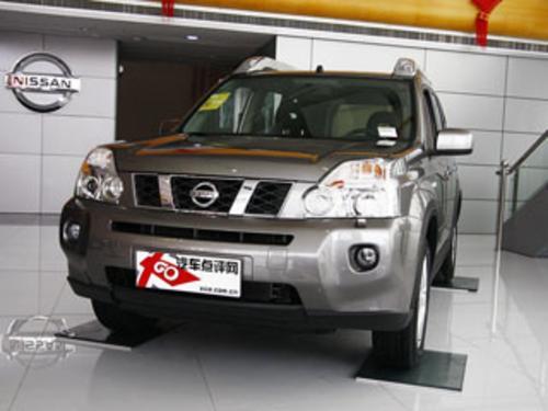 2009款 奇骏 2.0L XE 舒适版 CVT 4WD