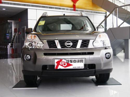 2009款 奇骏 2.5L XL 豪华版 MT 4WD