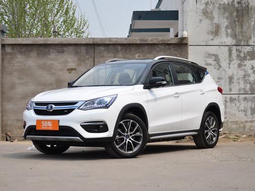 2019款 宋EV 500 智联领耀型