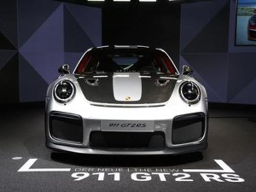 保时捷911 GT2 RS 3.8T