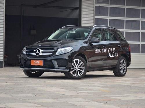 2018款 GLE 500 4MATIC 轿跑SUV