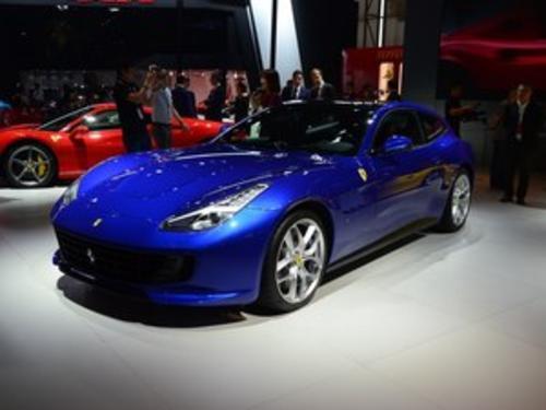 2017款 3.9T V8