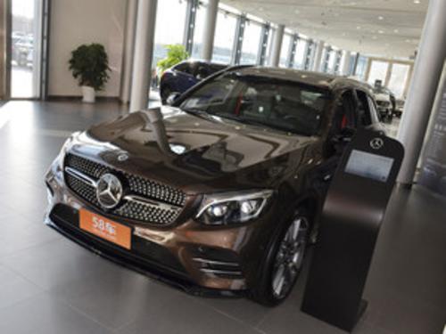 2017款 AMG AMG GLC 43 4MATIC