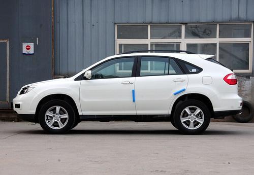 2014款 2.4L 自动尊贵型 7座