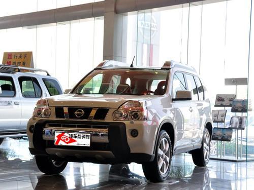 2010款 奇骏 2.5L XL 豪华版 MT 4WD